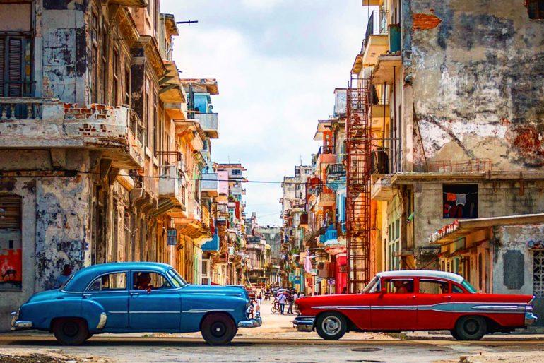 Turismo en cuba